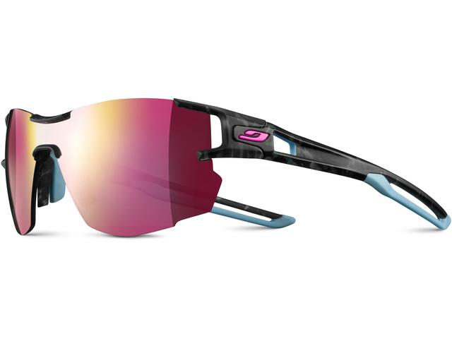 Julbo Aerolite Spectron 3CF Brille Damer sort/turkis (2019) | Glasses
